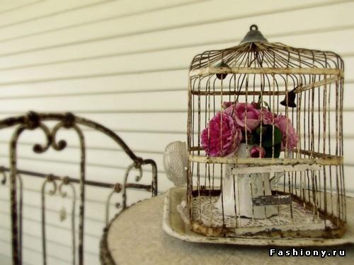 Клетка с птицами своими руками 112