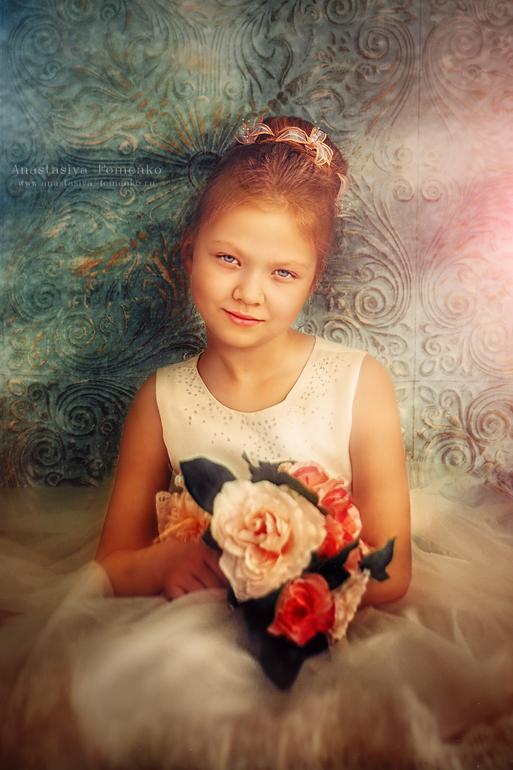 Маленькая принцесса Алена )