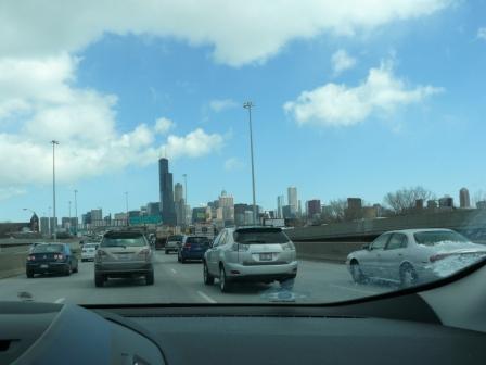 Чикаго и самый большой небоскреб Америки
