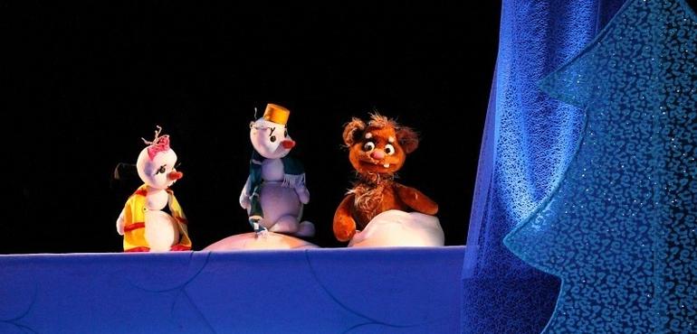Театр кукол на февраль. Уже можно бронировать)