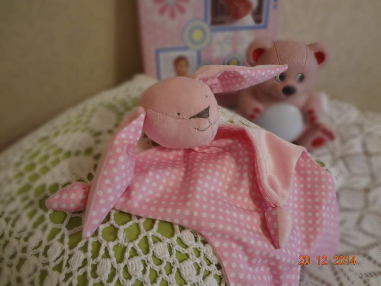 Сшить комфортер зайца своими руками