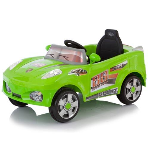 Продам электромобиль Jetem Coupe с пультом радиоуправл. 5000р (торг)