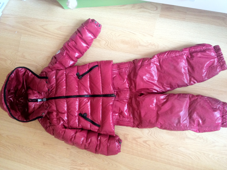 Moncler куртка и кобинезон Оригинал!