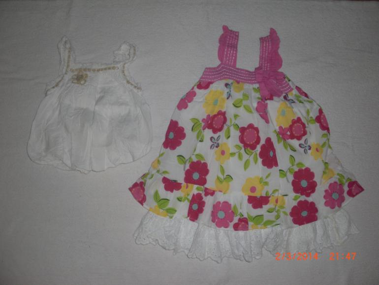 Одежда для девочки на 2-3 года ПАКЕТОМ