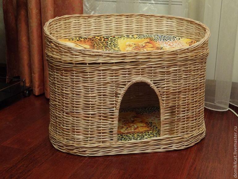 корзины для кошки своими руками kartino4ki.ga