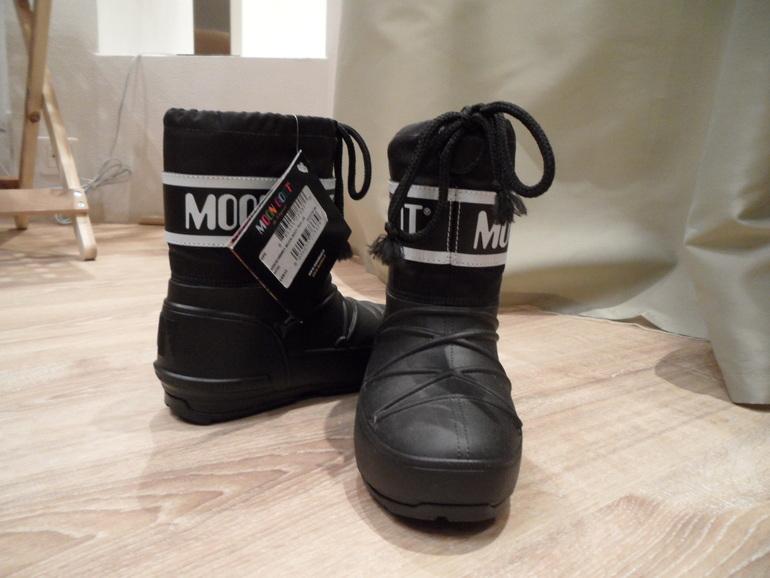 Сапоги женские Moon Boot - купить в интернет магазинах