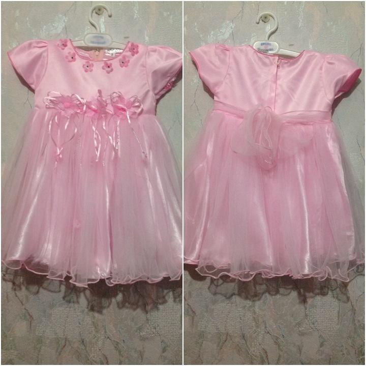 Подарю платье девочке на год