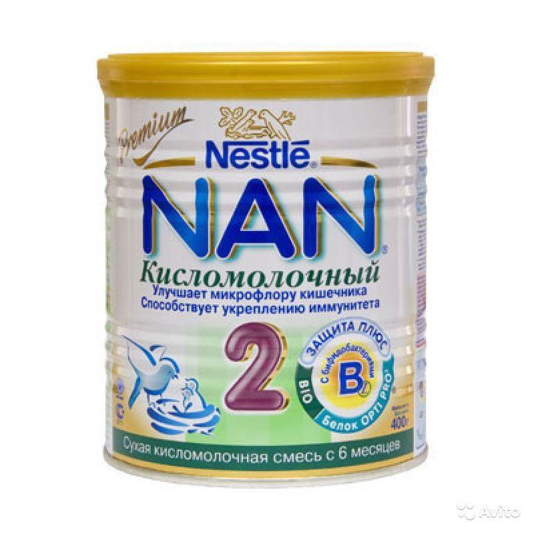 Продам смесь нан4 -800 гр