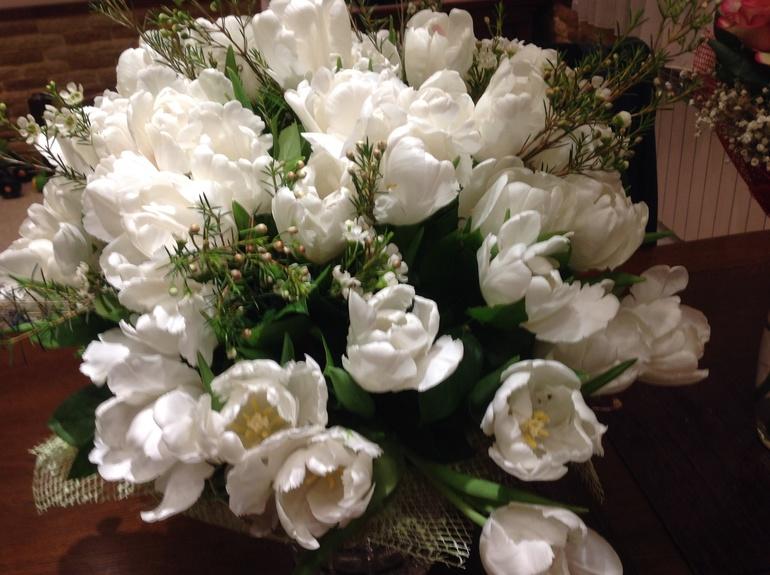 Люблю тюльпаны. Очень))