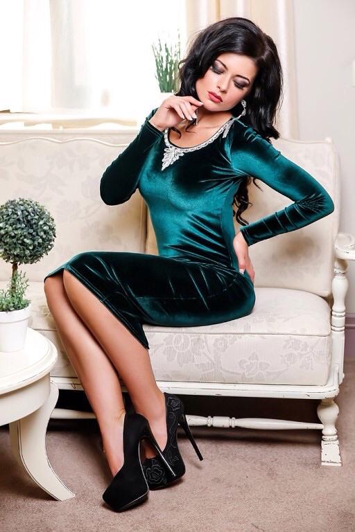 Женская Одежда Из Бархата Стрейч