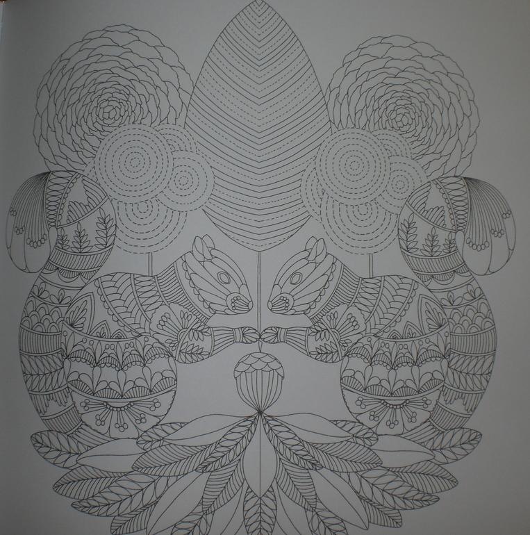 Разукрашиваю раскраски