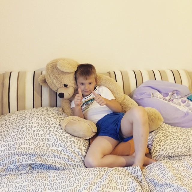 Сын залес в трусы к мама 23 фотография
