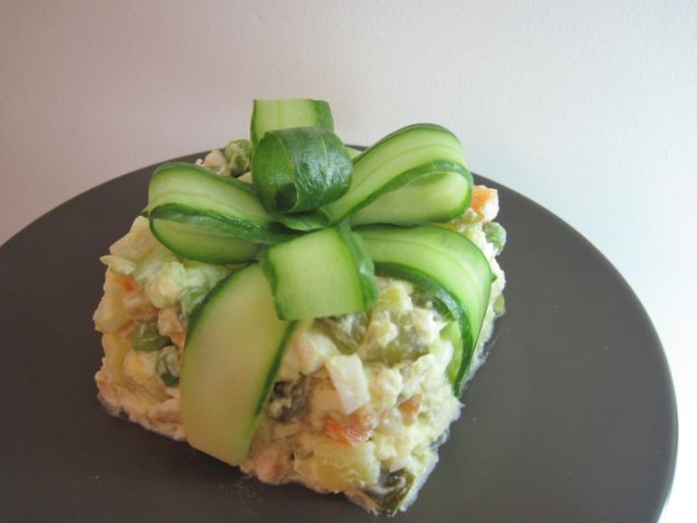 рецепты салатов для правильного питания