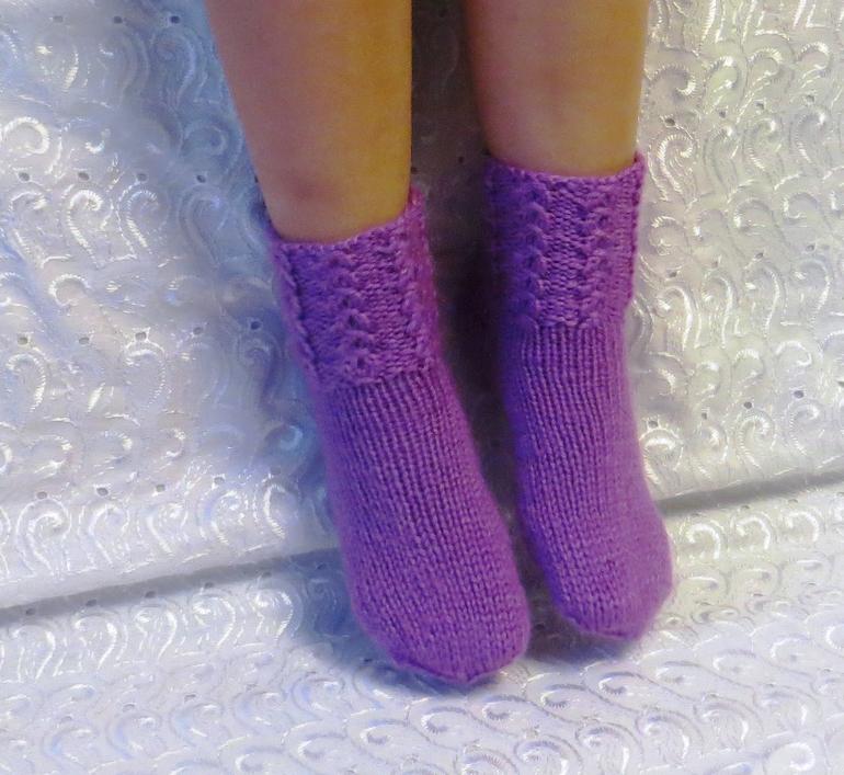 Вязание спицами резинка для носков спицами 74