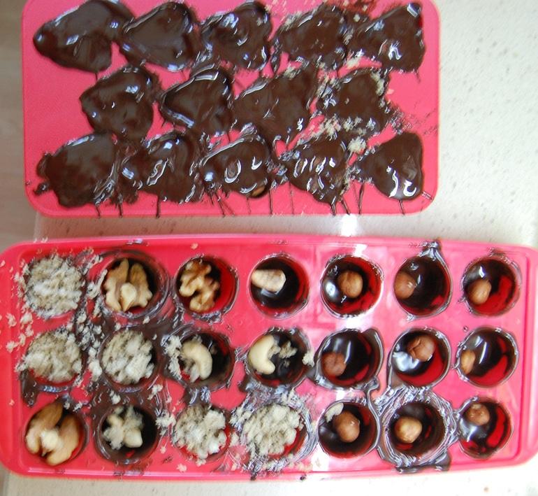 Шоколадные конфеты и Кейк-попсы (CAKE POPS)