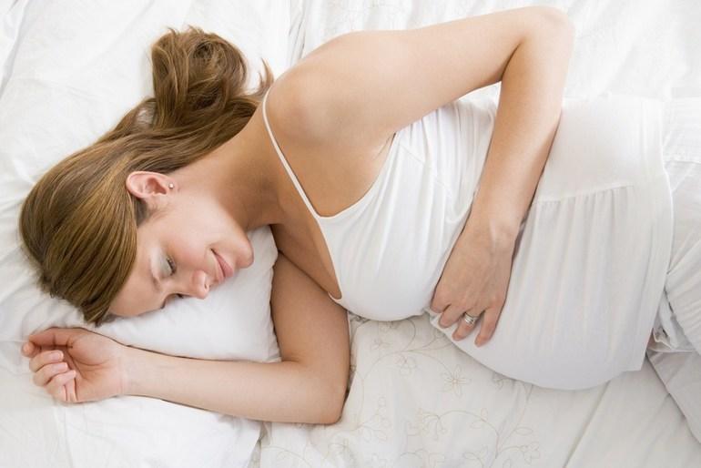 Как беременной снять усталость 1090