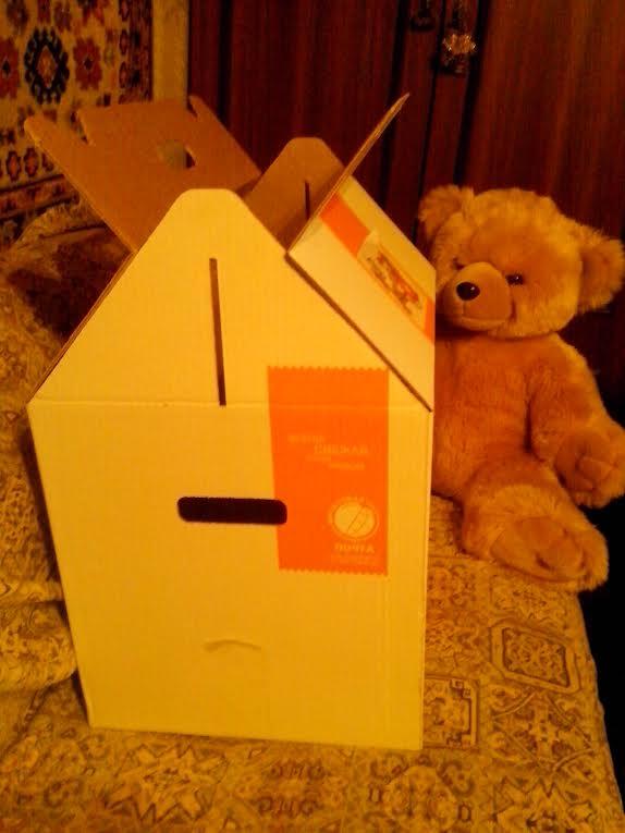 коробка 30 на 30 на заказ москва