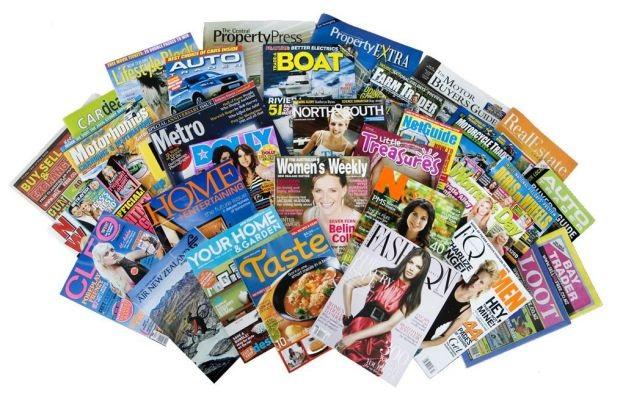 А вы читаете журналы?