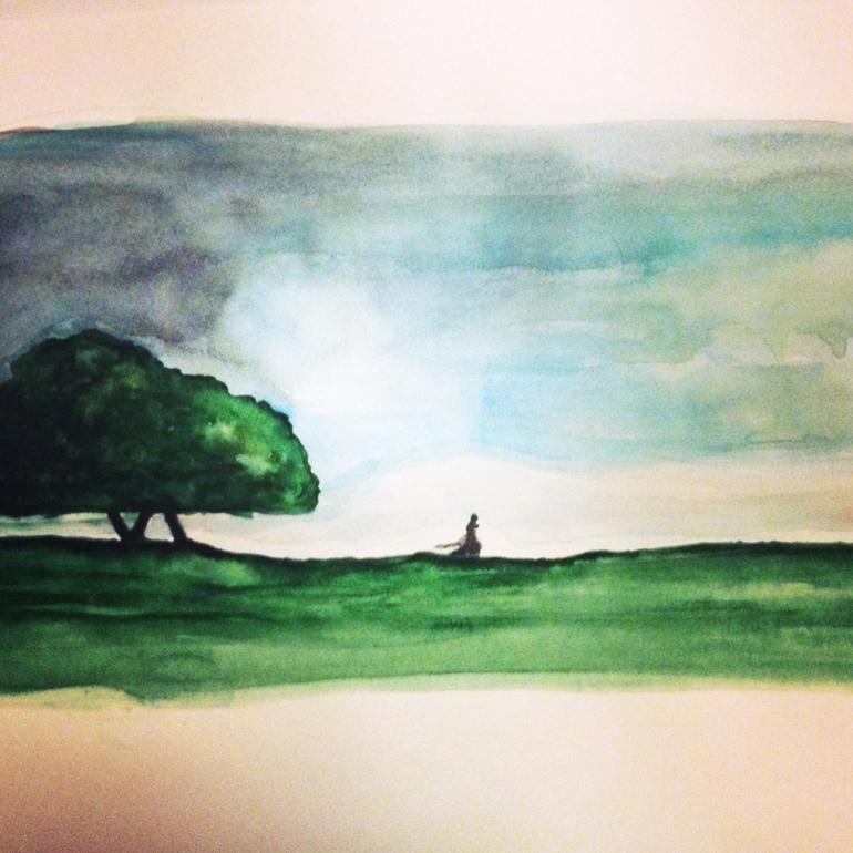 Продолжаю рисовать