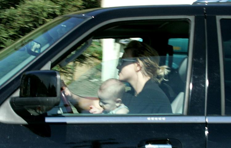 Специально для любителей возить ребенка без автокресла (+ в комментариях много полезной информации,