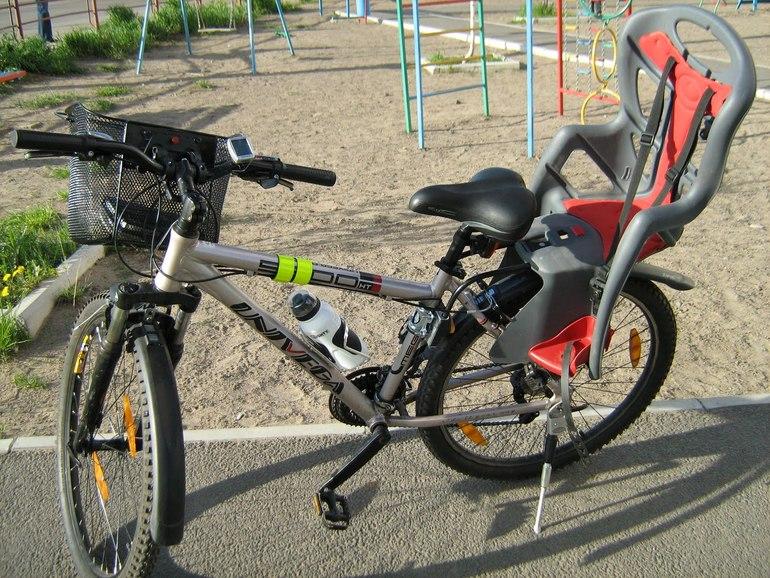 Детские сиденья для велосипедов - купить по выгодной цене в 48