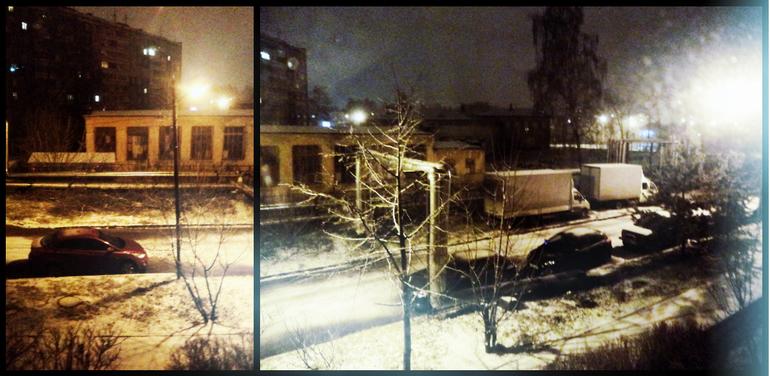 Эх, снег-снежок... белая метелица!!!