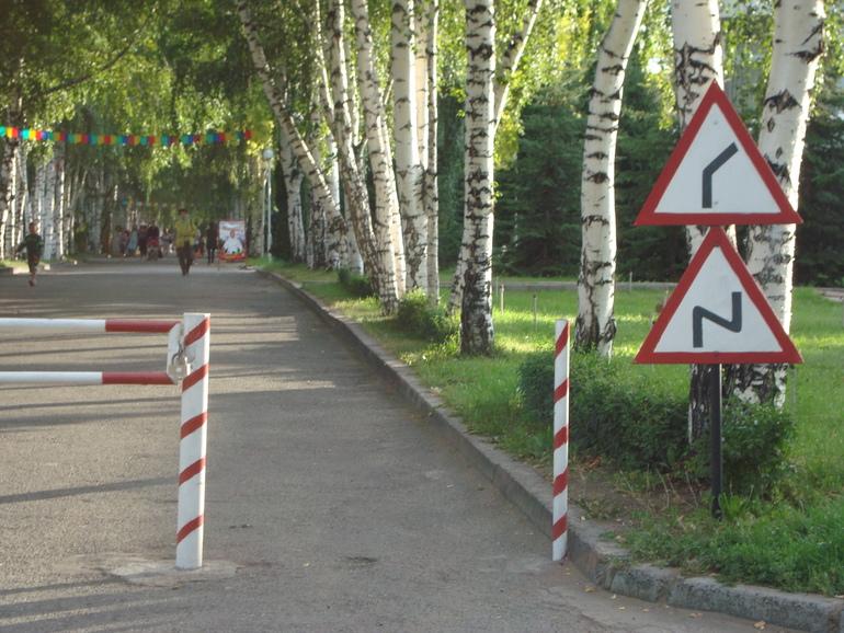 Киргизские дороги