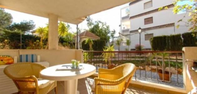 Прекрасная квартира в Испании в аренду для семьи с ребенком рядом с пляжем