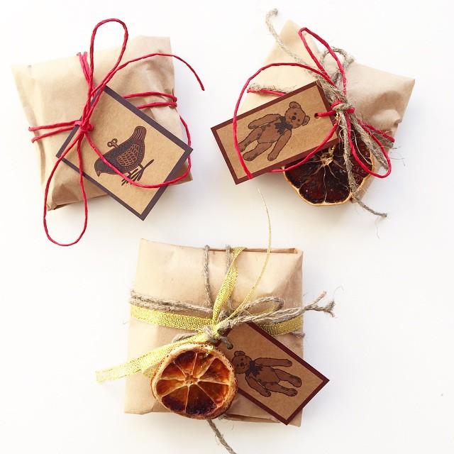 Как оригинально упаковать подарок своими руками фото