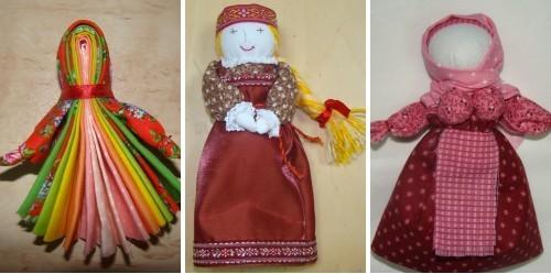 Народная кукла - Северная