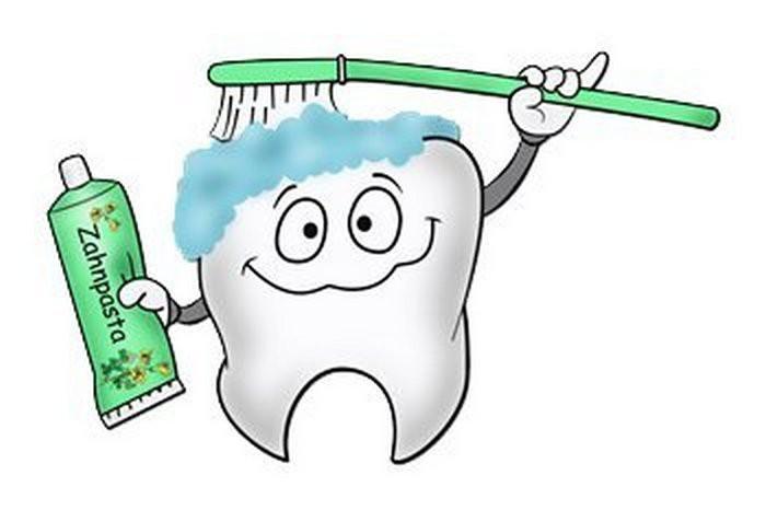 А ваши детки любят чистить зубки?