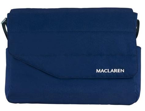 Продам сумку для мамы Maclaren Messenger Bag Medieval Navy
