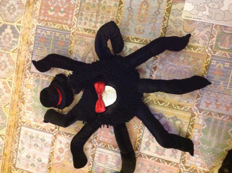 Костюмы паука своими руками 577