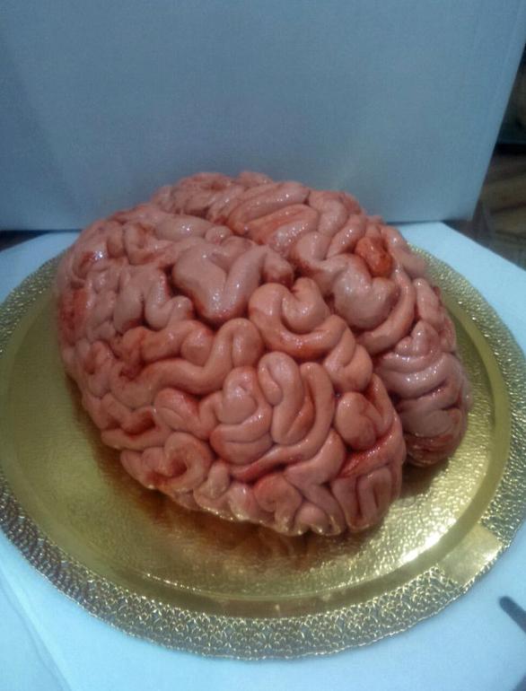 Торт мозги негра рецепт с фото пошагово в домашних условиях