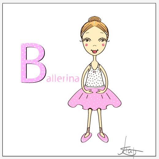 Балеринка)