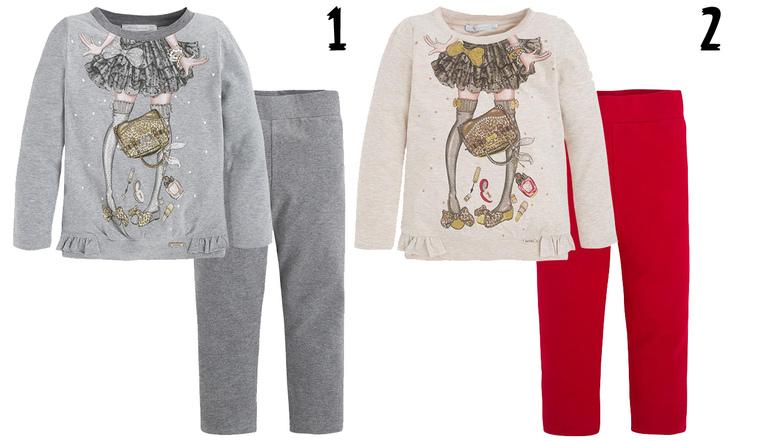 Одежда для девочек фирмы майорал