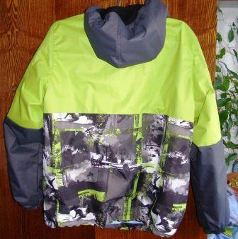 Куртка анорак своими руками 78