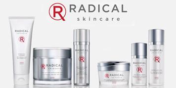 Radical Skincare (антивозрастной крем для лица, крем для глаз, сыворотка на пептидах)
