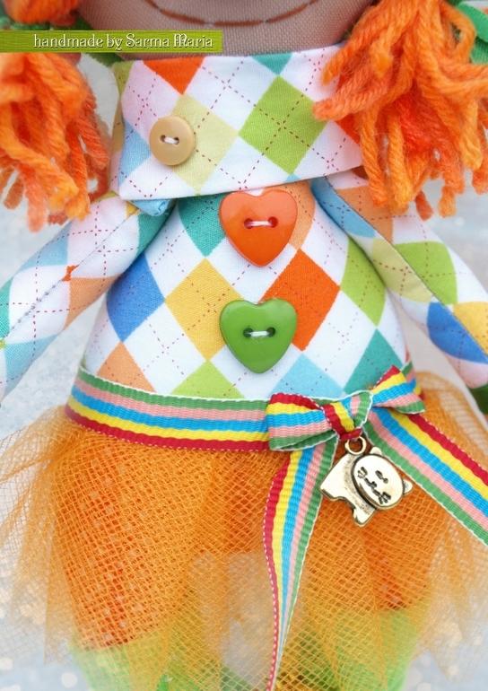 Оранжево-зеленое настроение)))))
