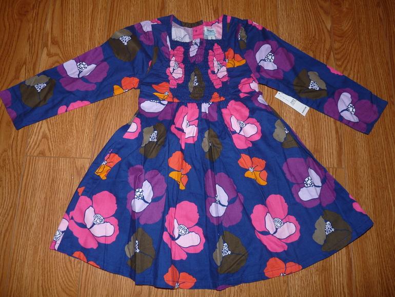 Платье  для  девочки  на  3  годика  (Old  Navy)