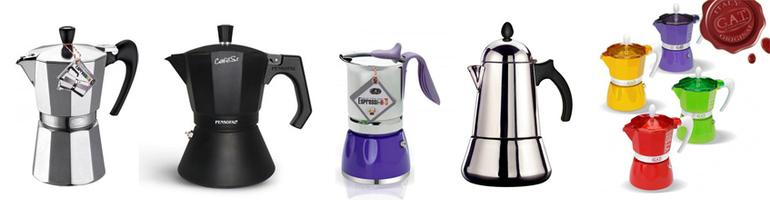 Гейзерные кофеварки P*ENSOFA*L и G*A*T!