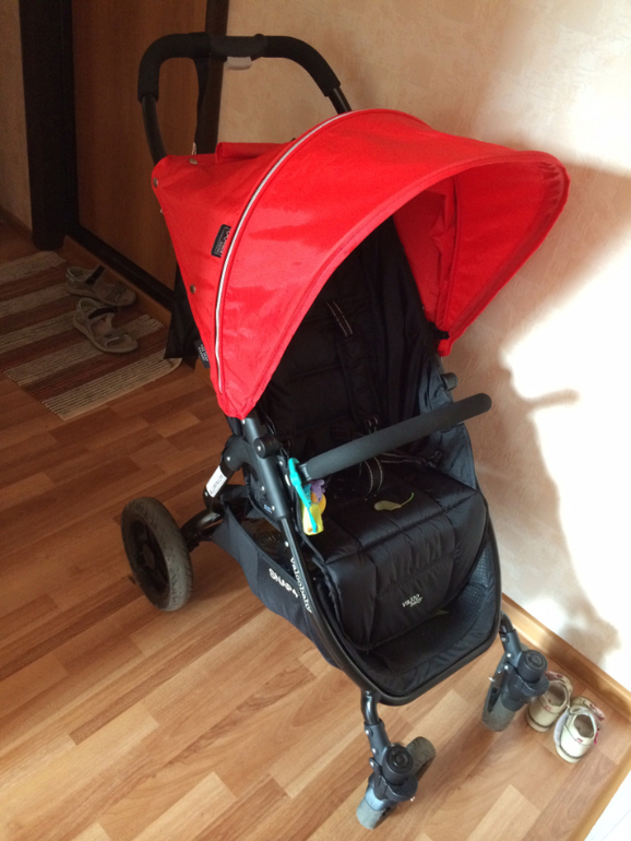 Graco CitiSport, Lider Kids S100, Valco Baby Snap 4