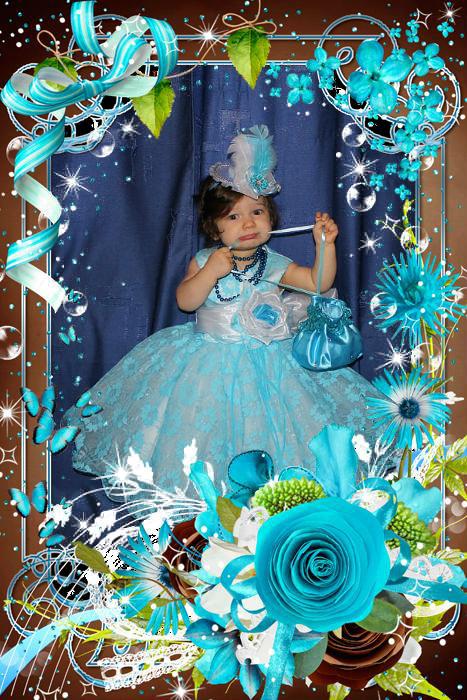 Вот и наступил такой долгожданный день!!!!!! С Днем рождения, наша любимая доченька!!!!