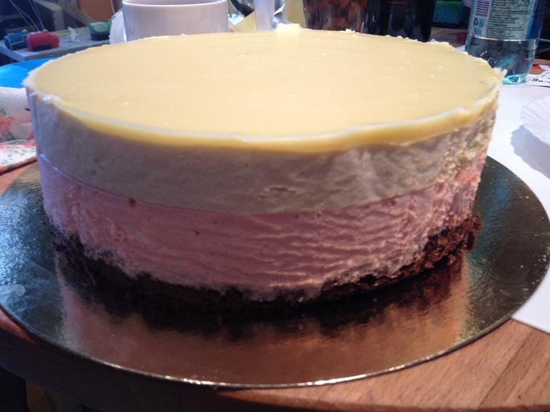 Вкусная начинка для торта