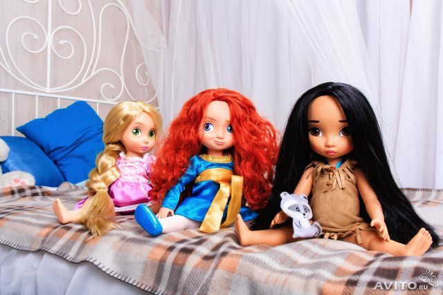 Куклы принцессы Дисней/Disney США в наличии