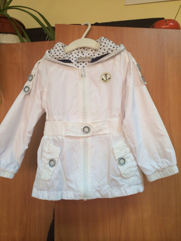 Верхняя одежда на весну/лето размер 98-104-110 Brums, Zara, Born