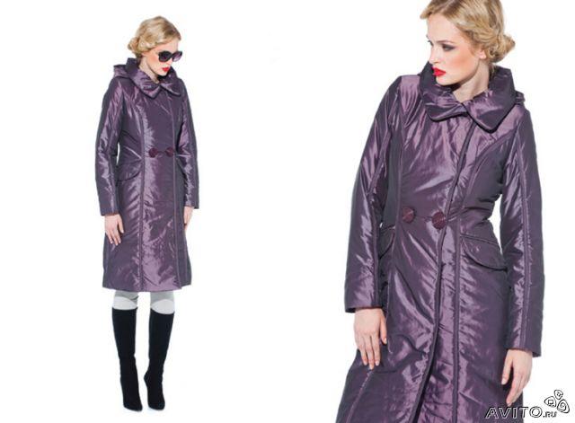 Пальто на синтепоне klaris