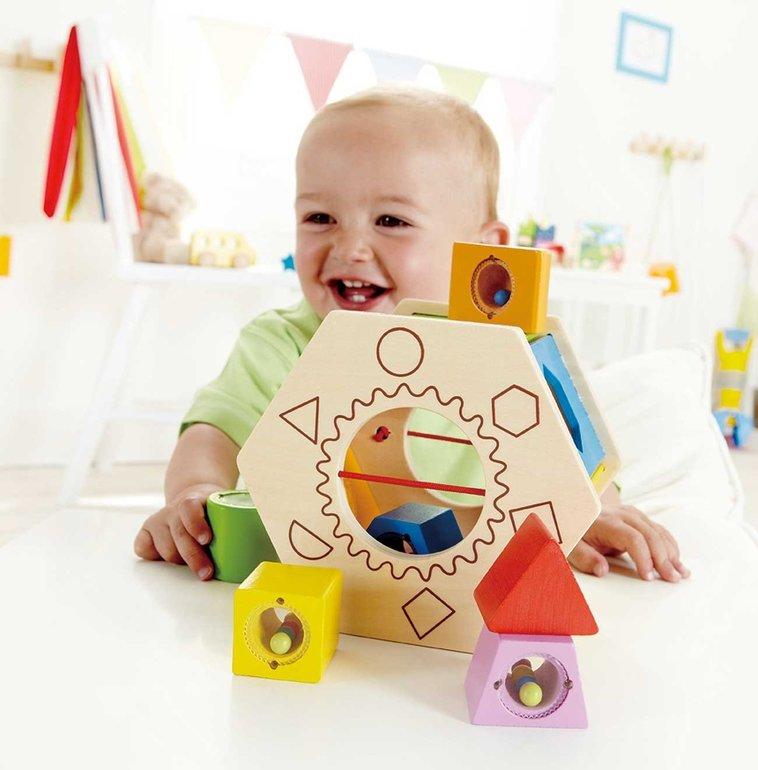 Игрушки для малышей от Hape