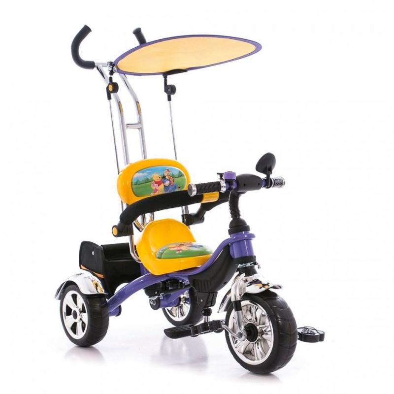Детский Велосипед M 1688 Profi-Trike Винни Пух