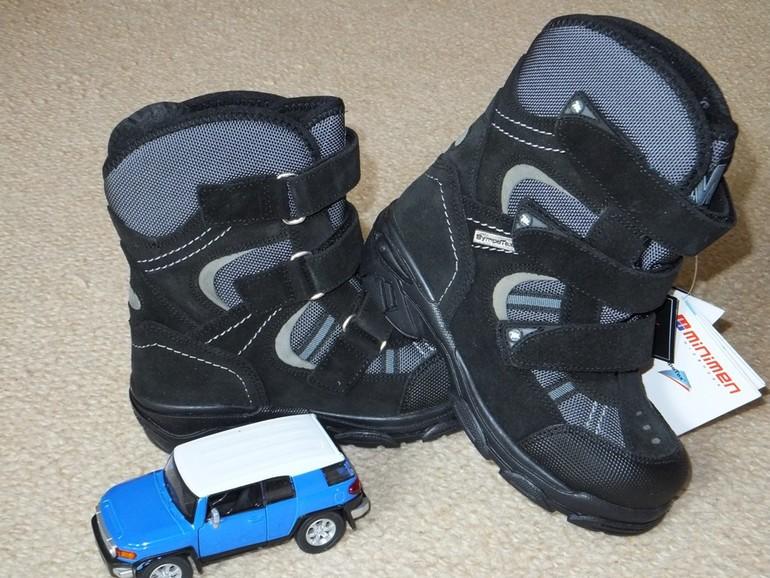 Минимен Зимняя Обувь